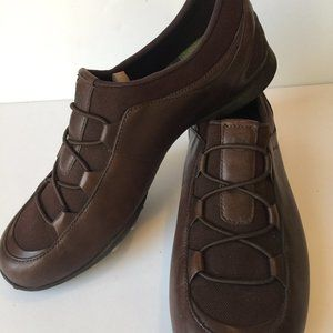 Merrel 10 Meta Stretch Brown Sneaker Vibram Shoes